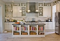 Smart Kitchen Open Shelves Ideas22