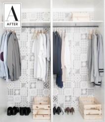The Best Design An Organised Open Wardrobe02
