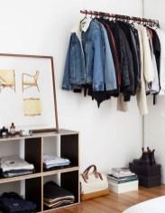 The Best Design An Organised Open Wardrobe11