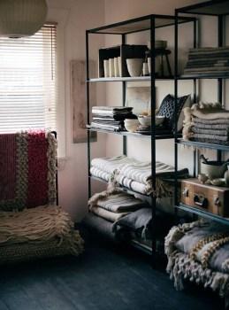The Best Design An Organised Open Wardrobe16