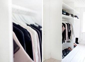 The Best Design An Organised Open Wardrobe19