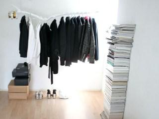 The Best Design An Organised Open Wardrobe29