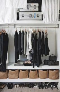 The Best Design An Organised Open Wardrobe41