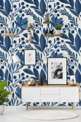 The Best Interior Design Using Wallpaper To Add To The Beauty Of Your Home03