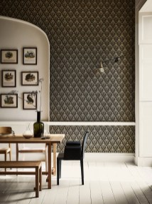 The Best Interior Design Using Wallpaper To Add To The Beauty Of Your Home12