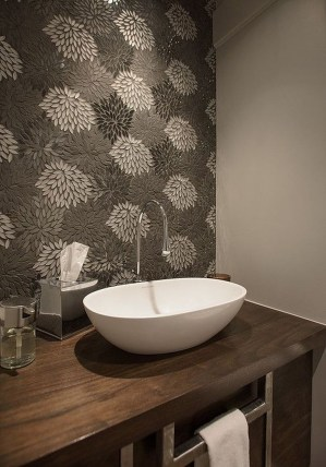 The Best Interior Design Using Wallpaper To Add To The Beauty Of Your Home45