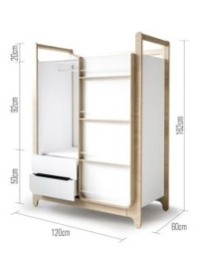 The Best Wardrobe Shutter Designs For Childrens17