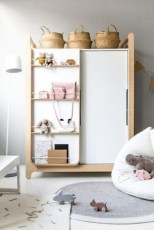 The Best Wardrobe Shutter Designs For Childrens42