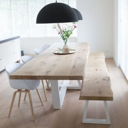The Concept Of A Table And Chair For Dining Room13