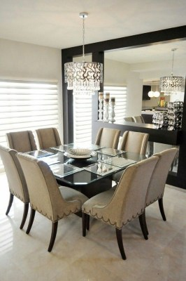 The Concept Of A Table And Chair For Dining Room20