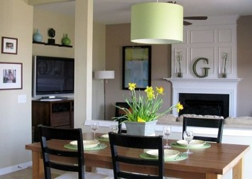 The Ideas Of A Dining Room Design In The Winter01