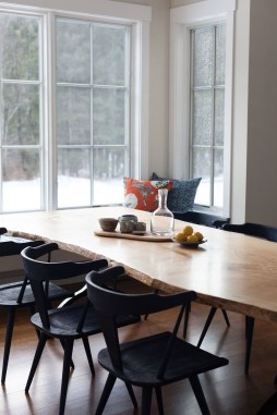 The Ideas Of A Dining Room Design In The Winter08