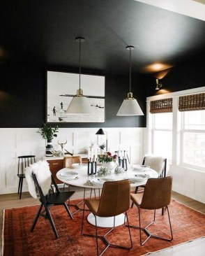 The Ideas Of A Dining Room Design In The Winter11