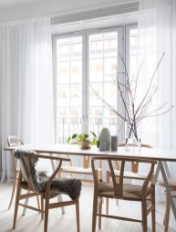 The Ideas Of A Dining Room Design In The Winter16