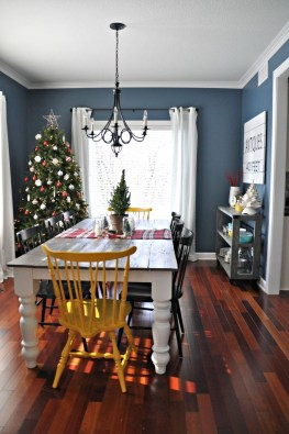 The Ideas Of A Dining Room Design In The Winter20