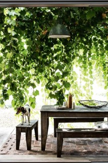 The Ideas Of A Dining Room Design In The Winter32