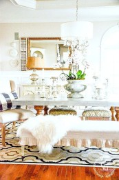 The Ideas Of A Dining Room Design In The Winter40