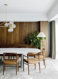The Ideas Of A Dining Room Design In The Winter43