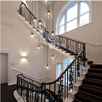 The Most Popular Staircase Design This Year For Interior Design Your Home12