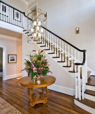 The Most Popular Staircase Design This Year For Interior Design Your Home22