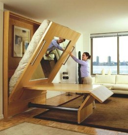 Amazing Diy Murphy Beds Ideas10
