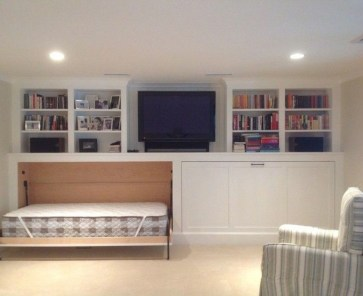 Amazing Diy Murphy Beds Ideas14