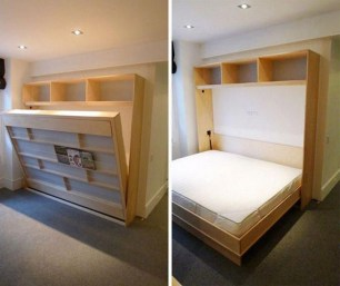 Amazing Diy Murphy Beds Ideas26