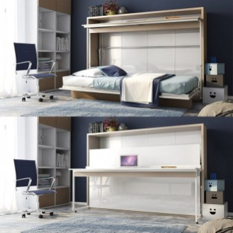 Amazing Diy Murphy Beds Ideas36