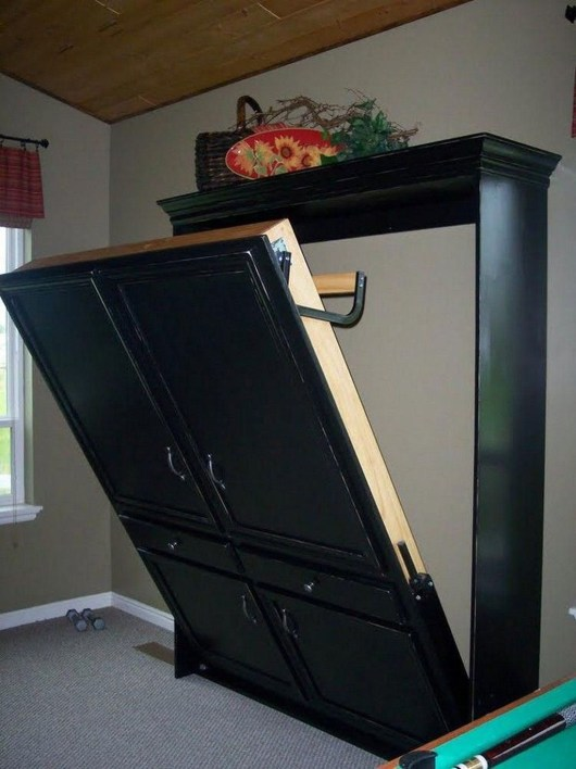 Amazing Diy Murphy Beds Ideas44