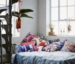 Awesome Bohemian Bedroom Tapestry Decorating Ideas19