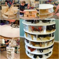 Awesome Shoe Storage Diy Projects For Small Spaces Ideas03