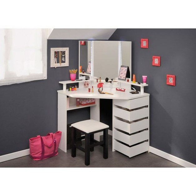 Beautiful Dressing Table Design For Your Room34