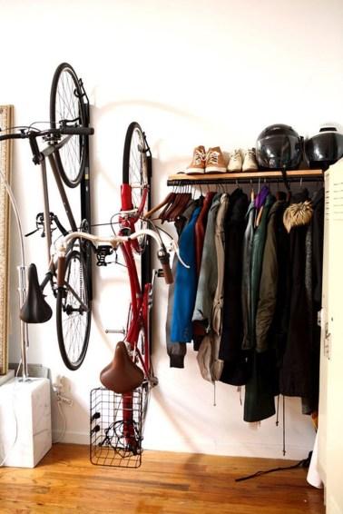 Creative Diy Bike Storage Racks10