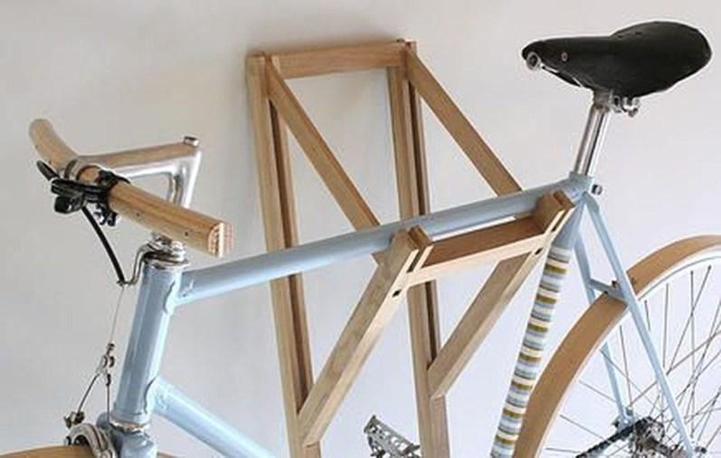 Creative Diy Bike Storage Racks14