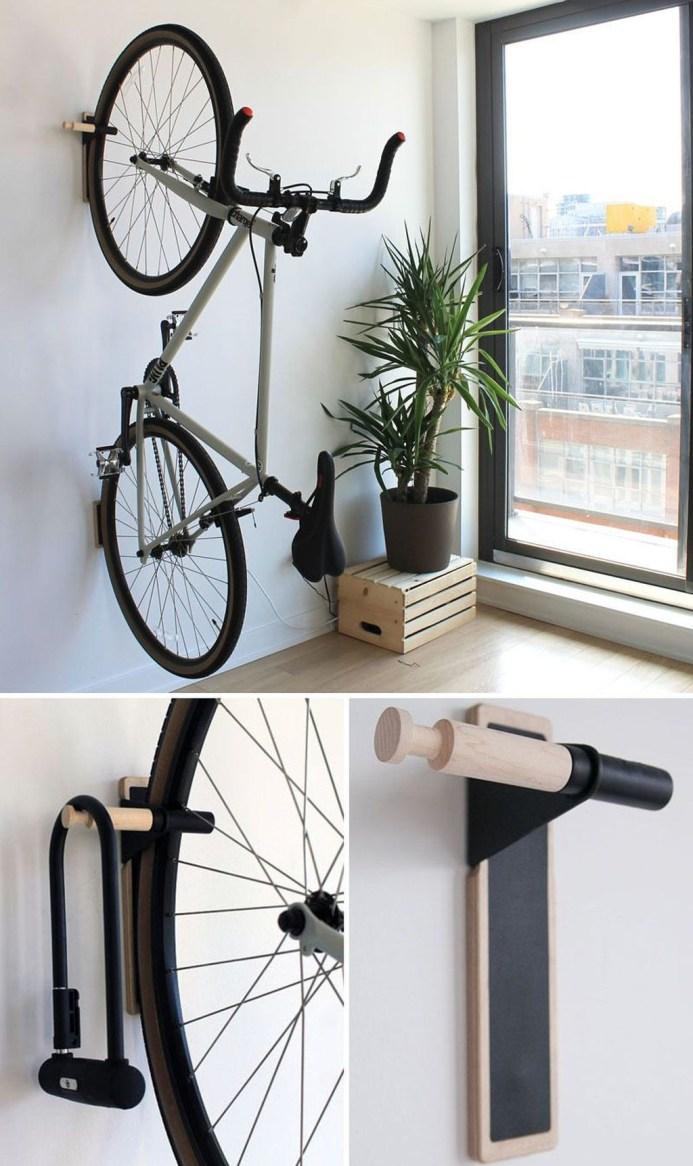 Creative Diy Bike Storage Racks22