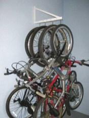Creative Diy Bike Storage Racks26