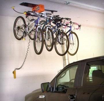 Creative Diy Bike Storage Racks39
