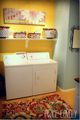 Creative Diy Laundry Room Ideas16