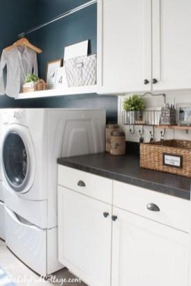 Creative Diy Laundry Room Ideas26