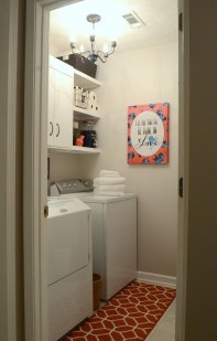 Creative Diy Laundry Room Ideas31