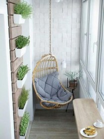Decoration Of Balconies In Apartments That Inspire People03
