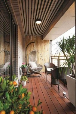 Decoration Of Balconies In Apartments That Inspire People38