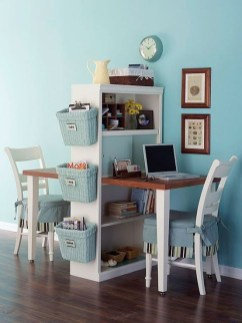 Diy Awesome Home Office Organizing Ideas08