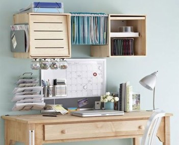 Diy Awesome Home Office Organizing Ideas16