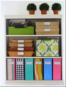 Diy Awesome Home Office Organizing Ideas19