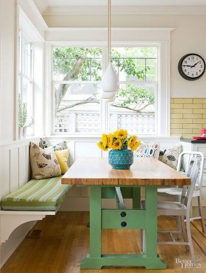 Diy Dining Nooks And Banquettes26