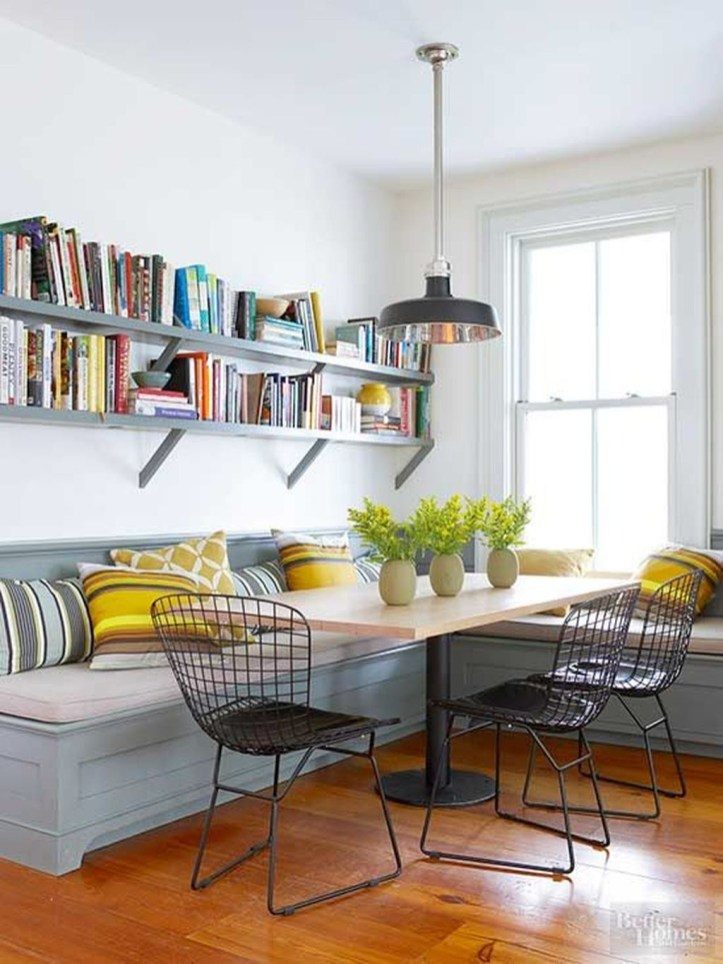 Diy Dining Nooks And Banquettes45