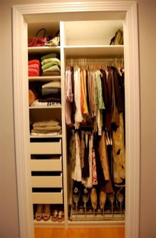 Diy Fabulous Closet Organizing Ideas Projects12