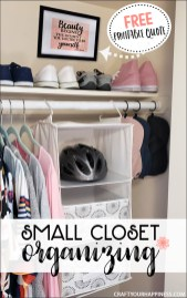 Diy Fabulous Closet Organizing Ideas Projects28