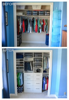 Diy Fabulous Closet Organizing Ideas Projects36